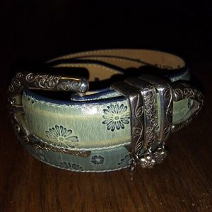 Brighton Leather Belt